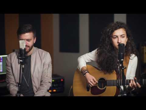 Evan Craft y Paula Prieto -