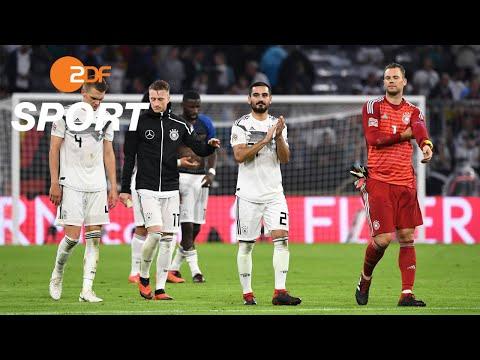 Wo steht der deutsche Fußball? | SPORTreportage - ZDF