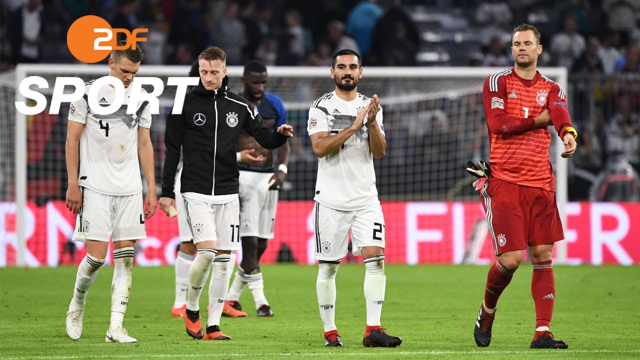 Wo Steht Der Deutsche Fussball Im Jahr 2019 Sportreportage Zdf