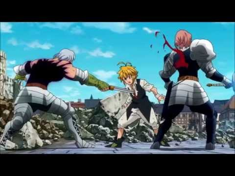Seven Deadly Sins 「AMV」  - Dr - I Keep Holding On (My Hope Will Never Die)