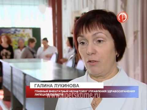 В Липецкой областной детской больнице спасают...