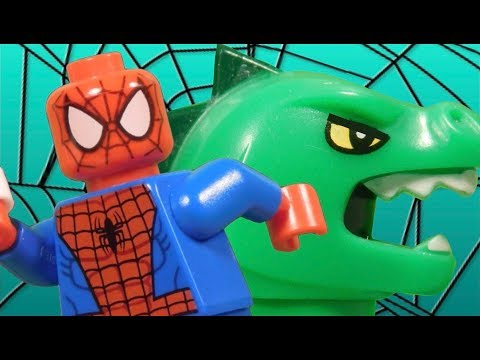 Lego The Amazing Spiderman - YouTube