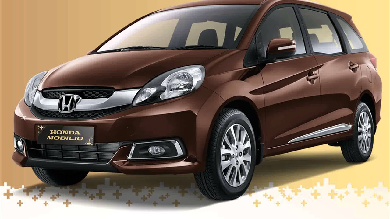 honda mobilio 2015 model youtube