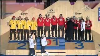 Val di Fiemme 2013 - Decoration HS 134 - konkurs drużynowy / competition team (2.03.13)