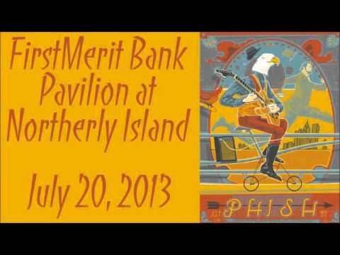 2013.07.20 - FirstMerit Bank Pavilion at Northerly Island