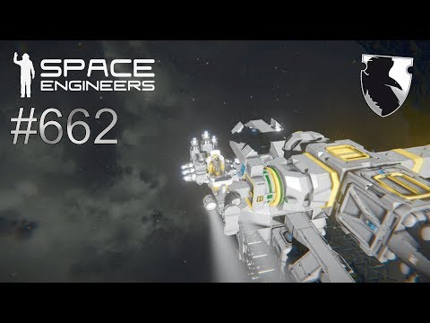 SPUG'S AUTOMATED DOCKING :: Space Engineers Survival :: Ep. 662