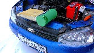 Ионизация впускного воздуха, вы не узнаете свой автомобиль!!