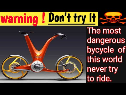 Top 10 Amazing Bycycles In The World In Hindi. Future Bycycles 💯