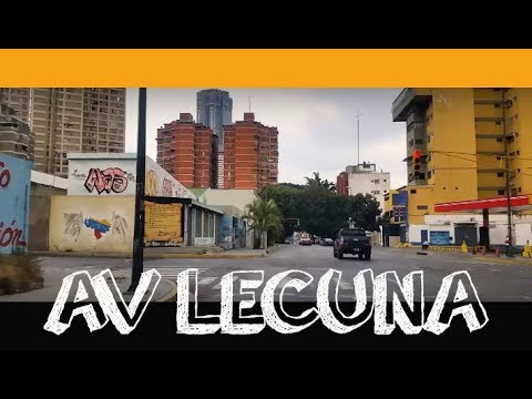 AV LECUNA CARACAS VENEZUELA