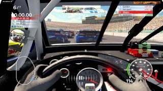 Nascar Cockpit View Gameplay