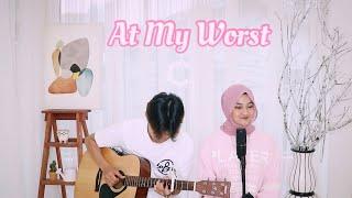 At My Worst - Pink Sweat$ Cover By Eltasya Natasha