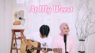 Download At My Worst - Pink Sweat$ Cover By Eltasya Natasha