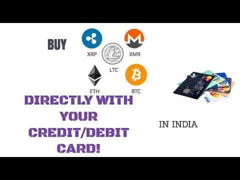 Buy Dash/Ripple/Ethereum/Litecoin With Your DEBIT CARD In India !(HINDI).