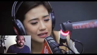 Morissette Amon -  Secret love song (reaction)