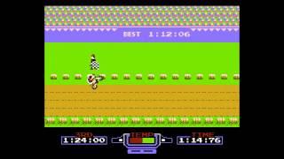 NES Classic Gameplay - Excitebike