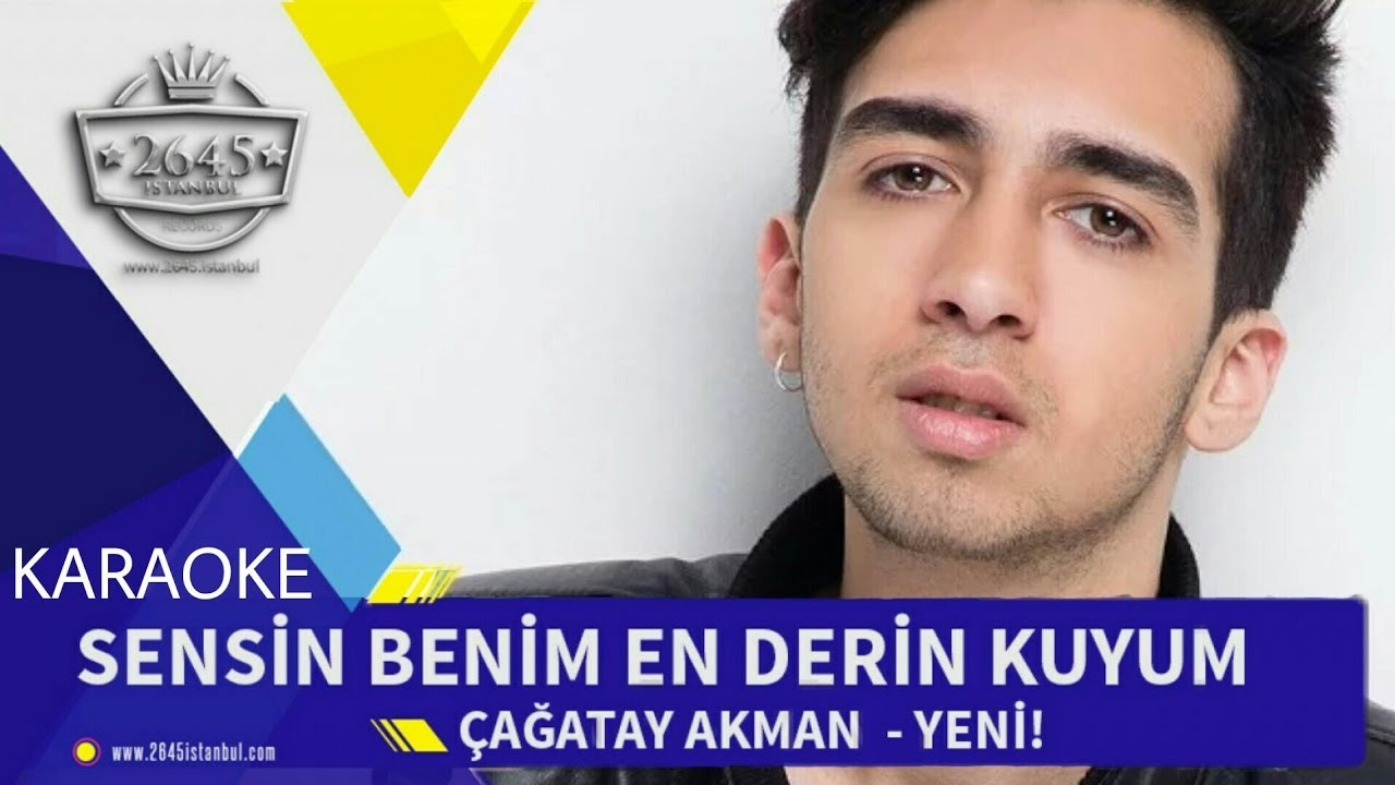 Cagatay Akman Sensin Benim En Derin Kuyum Official Video Youtube