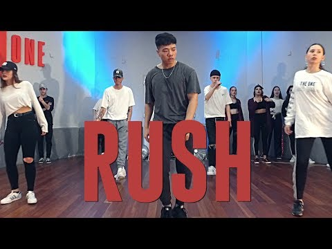 """William Singe """"RUSH"""" Choreography by Duc Anh Tran"""