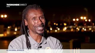 #CAN2019 - Aliou Cissé, entraîneur du Sénégal :