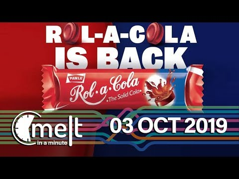 Melt In A Minute   Parle's Rola Cola returns, Instagram rolls out a new anti-bullying feature & More
