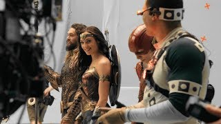 "JUSTICE LEAGUE - Speciale ""Meet the League"""