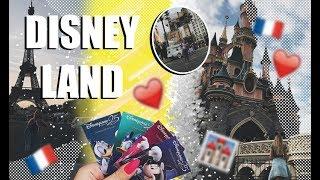 VLOG:Двое супер-крутых Диснеевских парков во Франции || Disneyland Paris France || Disney Studios