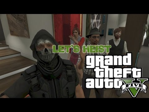 Let's Heist GTA V: The Prison Job (Part 2)