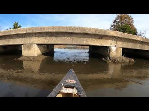 Canoeing The Manumuskin River Maurice River Township N.J.