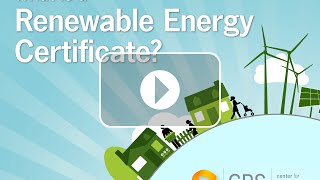 What Is a Renewable Energy Certificate?