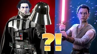 Star Wars Episode 9: RETURN OF THE SITH?