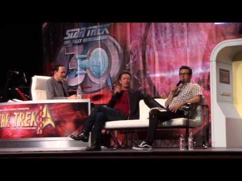 Star Trek Enterprise  Connor Trinneer & Dominic Keating