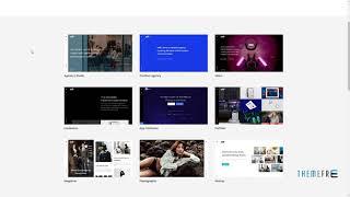 Noha - A modern Agency WordPress Theme for Creatives        Hikaru Fe