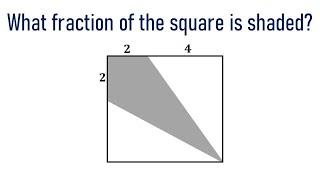 What fraction is shaded?   Leąrn Math with Zain