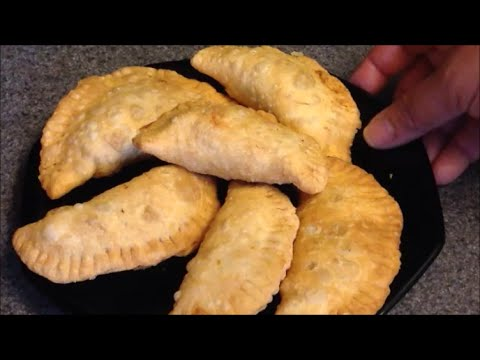 Sri lankan fish patties recipe pastry youtube for How to make fish patties