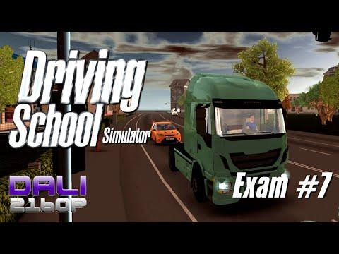 Driving School Simulator Exam 7 PC 4K Gameplay 2160p