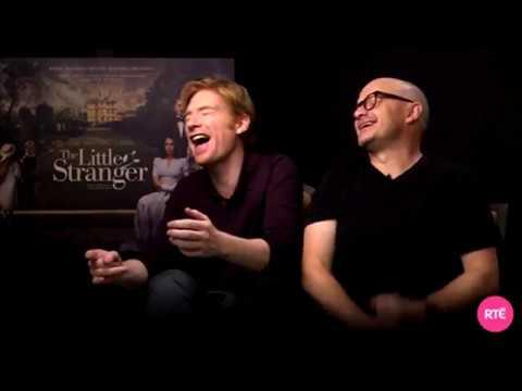 Domhnall Gleeson & Lenny Abrahamson talk The Little Stranger