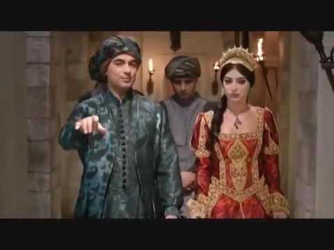 Любовь султана Сулеймана и принцессы Изабеллы