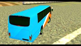 Uphill Bus Simulator Full Gameplay Walkthrough