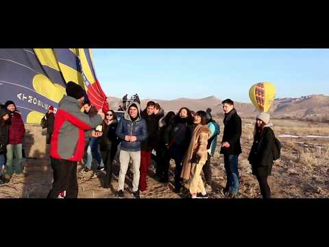 2017 Spring Incoming Exchange Students' Cappadocia Tour