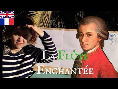J'TE RÉSUME - Mozart/La Flûte Enchantée