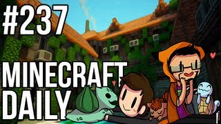Minecraft Daily | Ep.237 | Ft. ImmortalHD | Miltank Shaming!