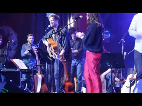 Arthur Darvill and Friends perform