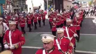Gertrude Star (P1) 36TH Ulster Division Review Centenary Parade 2015