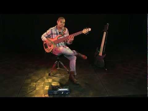 Bubby Lewis on the Roland GR-55 Guitar Synthesizer
