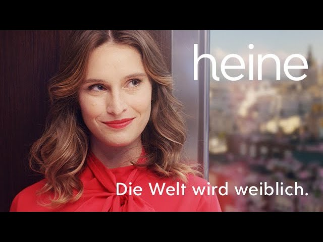 9800018fbb21ac So bunt will Heine weiblicher werden und werben | W&V