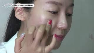 SKINCARE ROUTINE & MAKE UP TUTORIAL KOREAN FLIGHT ATTENDANT by FG Beauty