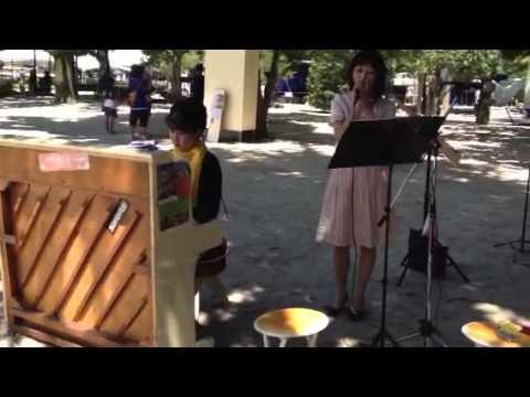広島の歌 入選曲 うまれた - YouTube