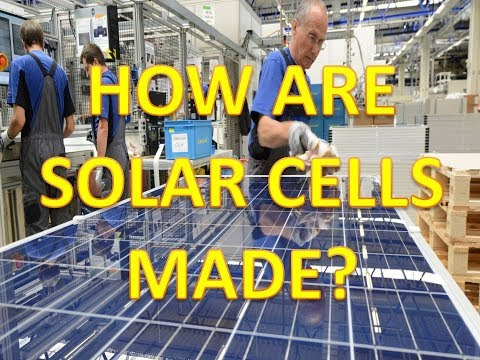 Solar Cell Manufacturing Unit|| Ningbo Xuefeng Solar Energy Co. China