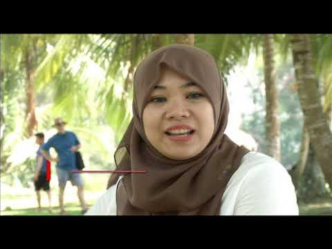 Singgah Dolok Pan Borneo Highway Sarawak RTM TV1 07-09-2017