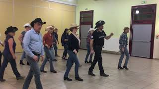 SHERIFF YOU WANT TO line dance