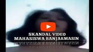 VIRAL SKANDAL MAHASISWA BANJARMASIN